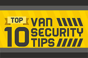 Van security tips teaser