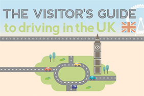 UK visitor's driving guide