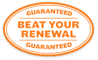 Beat your renewal badge