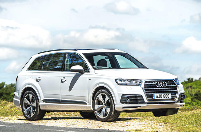 The Best Seater Cars Confusedcom - Audi family car 7 seater