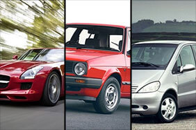 Best and worst German cars - teaser