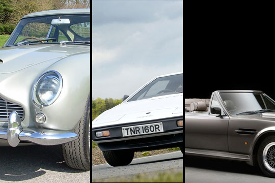 The best Bond cars of all time