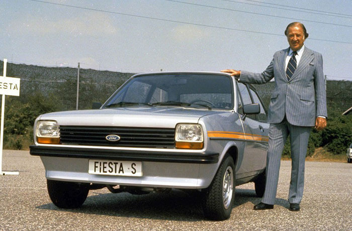 Ford Fiesta Mark 1