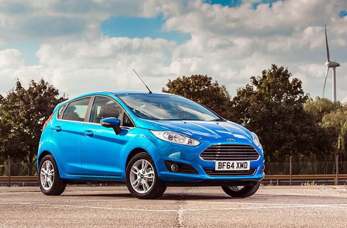 Ford Fiesta Mark 7