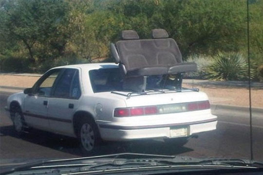 15 truly awful car modifications - Confused.com