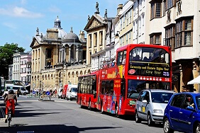 Oxford high street