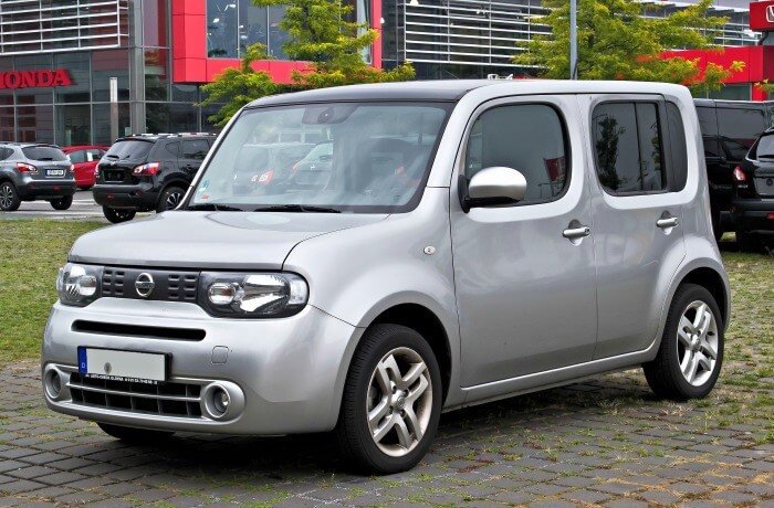 Fiat ugly car