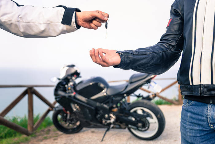 Buying a used bike